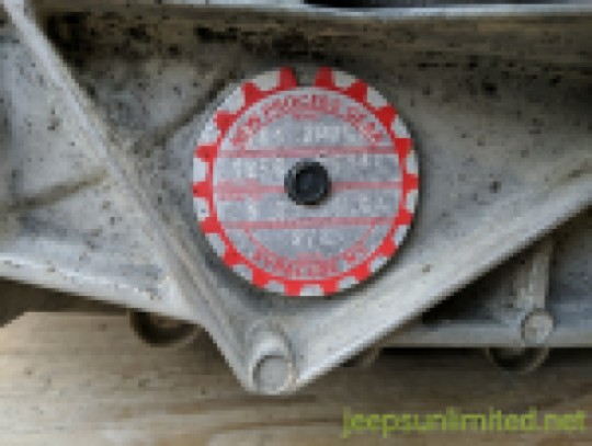 261 XHD GMC 4X4 Transfer Case Manual Floor Shift 04-06 Chevrolet Truck 12588514
