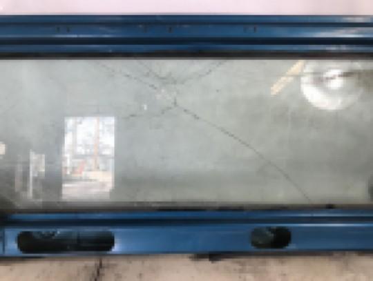Windshield Frame Blue 1987-1995 YJ