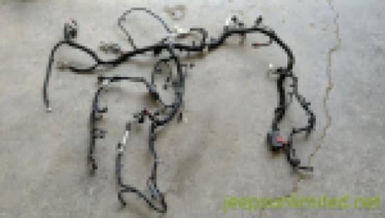 68081220AI Engine Wiring Harness 3.6L V6 Cylinder Mopar OEM