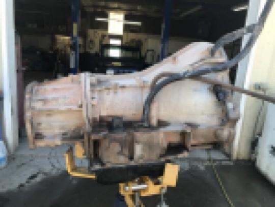 42RLE 4 Speed Automatic Transmission Assembly 03-04 TJ LJ 5101752AE