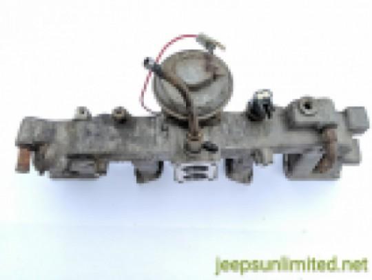 Air Intake Engine Manifold 4.2L 6 Cylinder 258 81-90 CJ5 CJ7 YJ 3237858