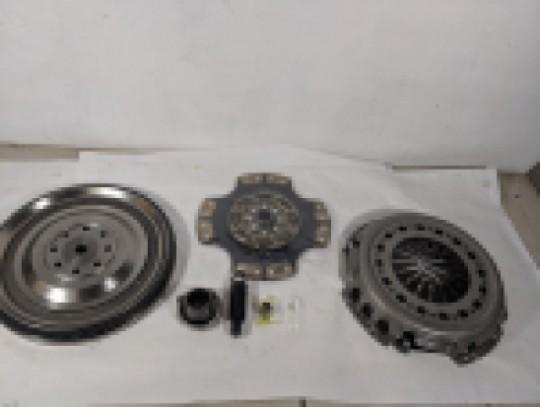 Dodge Ram Clutch Kit Flywheel Bearing 5.9L Diesel 2500 3500 01-05 NU2023-2SK