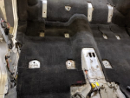 Carpet Set 4-Door Complete Floor Kit Black Mopar JK JKU Unlimited