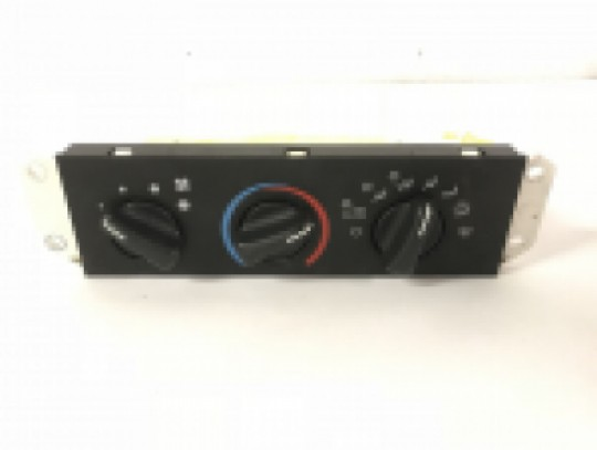 55037612AA A/C Climate Control Heater Head Unit with Air Conditioning
