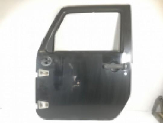 Door Front Driver Side LH Left Front Black Shell JK JKU Unlimited;