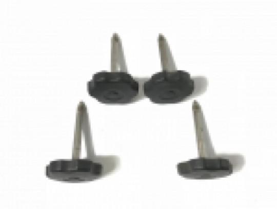 Door Surround Pins Hand Screws Set of 4 55176198 TJ LJ 1997-2006