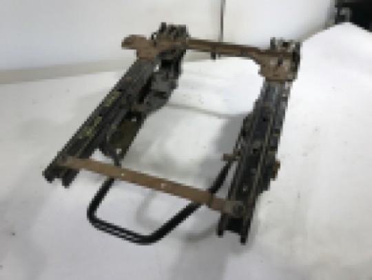 04874144 Front Driver Seat Bracket Riser with Slider Folds Forward Left Side