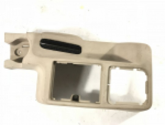 Front Half Center Console Factory Assembly Tan Spice TJ 2001-2006