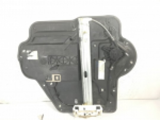 Carrier Plate Panel and Window Regulator Front Passenger Right Side