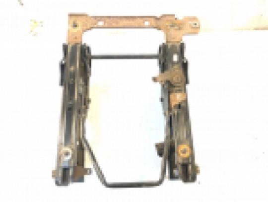 Front Passenger Seat Bracket Riser with Slider Folds Forward Right Side
