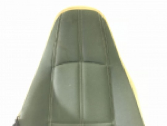 Front Passenger Seat Green and Tan Sahara Right Side TJ 1997-2002