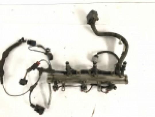 Injector Wiring Harness Rail w/ Injectors 3.8L V6 05148113AA JK