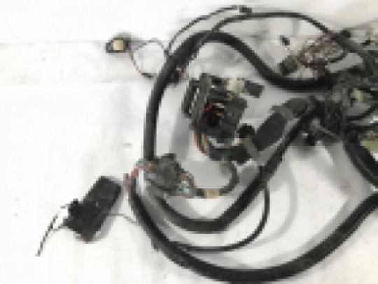 Interior Dash Inside Wiring Harness Instrument Panel YJ 1991