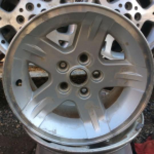 "Ravine Wheel 5 Spoke Raised 15X8 15"" Rim Aluminium TJ LJ 1997-2006"