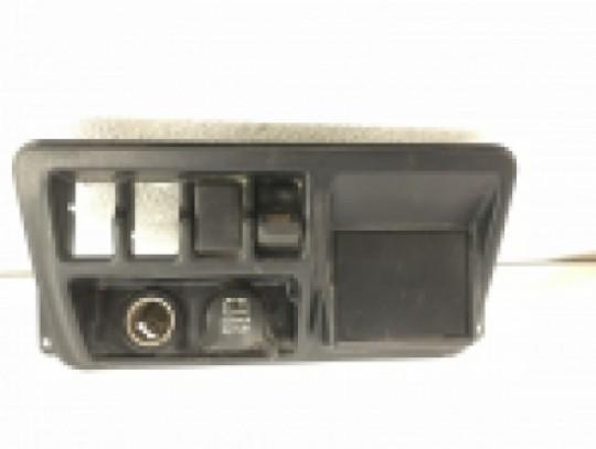 Rubicon Dash Power Outlet Bezel Axle Lock Toggle 03-06 TJ LJ 56047073AC 56047065AA