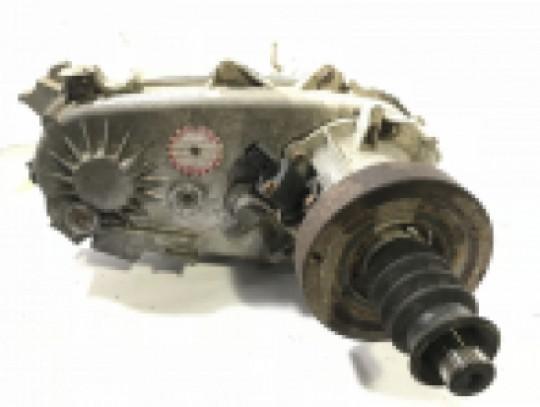 NP231J 4X4 Transfer Case Assembly 23 Spline with Balancer 97-02 TJ 52111252AA
