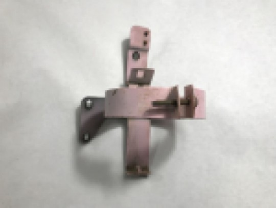 Charcoal Vapor Canister Mounting Firewall Bracket 87-90 YJ 53002470