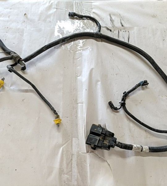 Headlight Grille Wiring Harness 1995 YJ