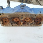 807005 Jeep 4 Cylinder Head Core Ready to Rebuild