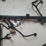 Engine and Fuse Box with Battery Wiring Harness 4.0L 6 Cylinder 1997 TJ 56010013