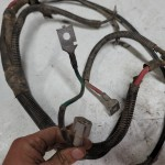 Battery Cable Wiring Harness 4.0L Positive and Negative 97-98 TJ 56009507