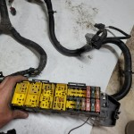 Engine and Fuse Box with Injector Harness 4.0L 6 Cylinder 1997 TJ 56010013
