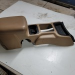 Center Floor Console with Lid Camel Tan 99-04 WJ 0SH291K5AA