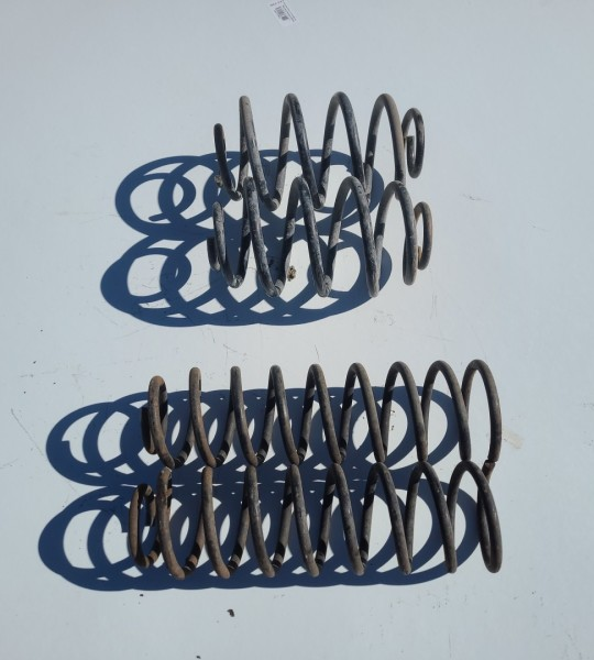 Coil Spring Set Front and Rear TJ 97-06