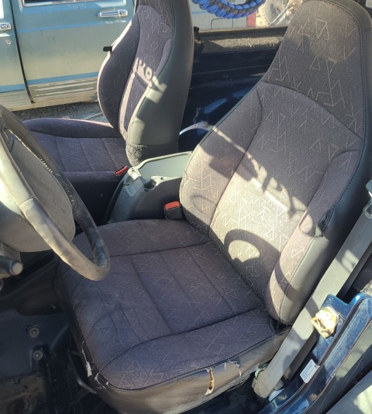 Driver Seat Agate TJ 97-02