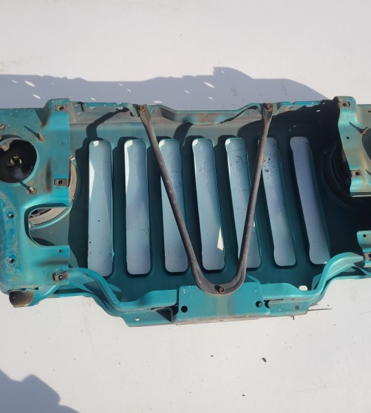 Grill Assembly Paint Code PQP TJ 98-06