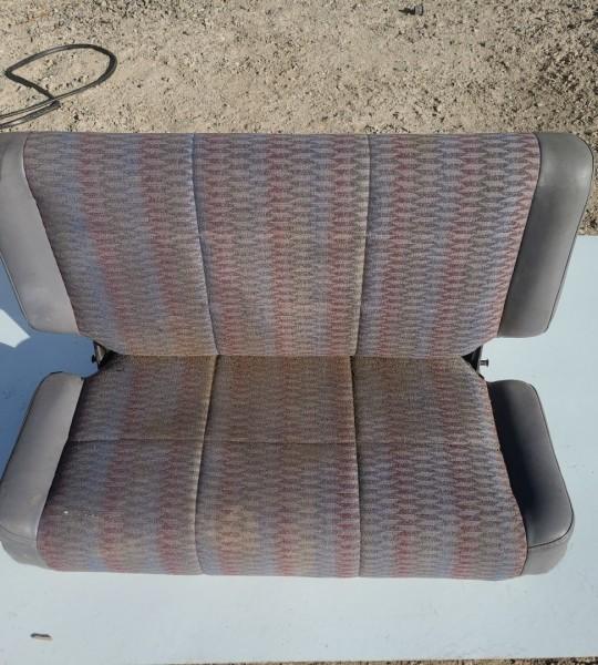 Rear Seat Grey TJ 97-02
