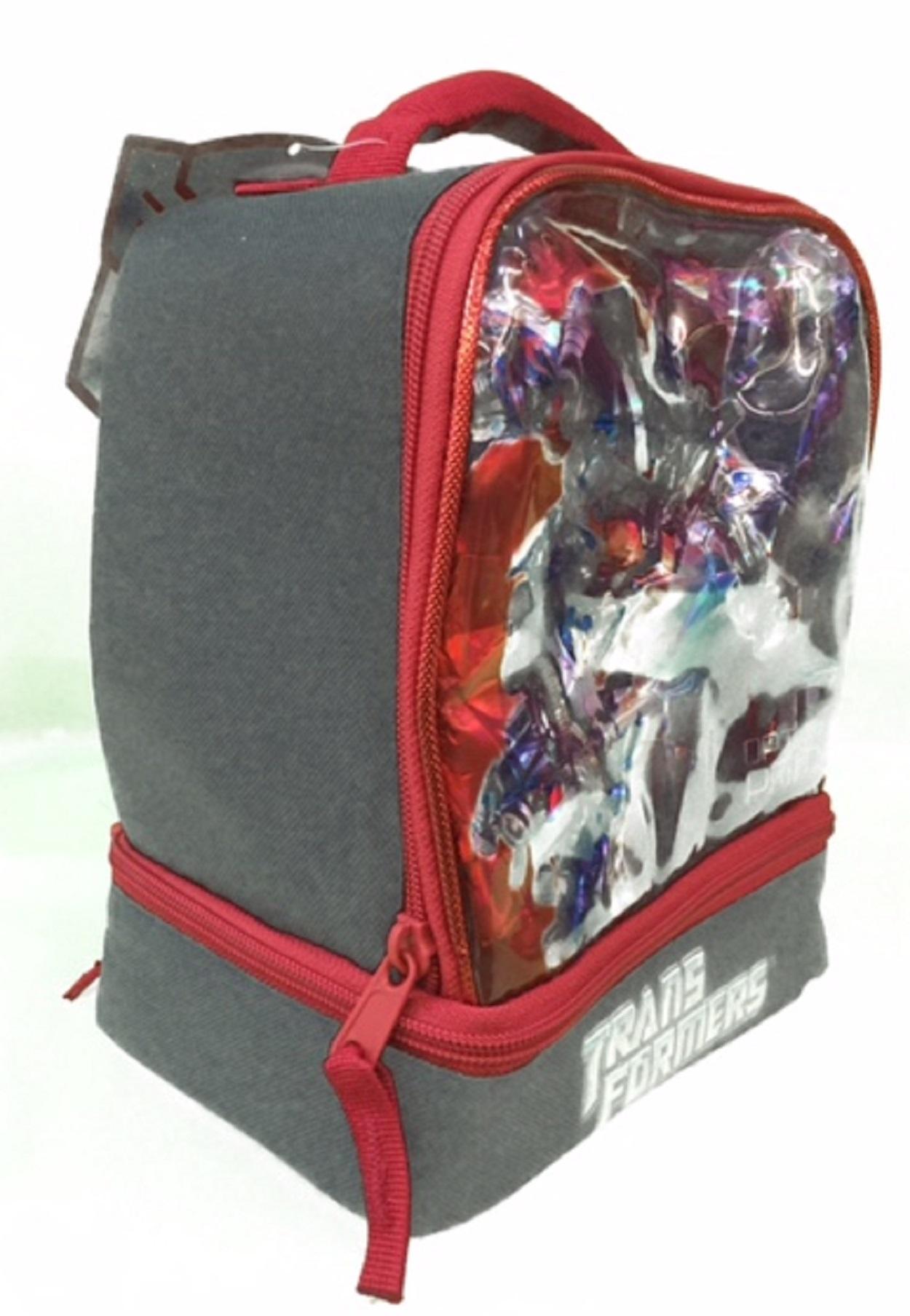 3824cd495ed8 Lunch Box - Transformers - Optimus Prime