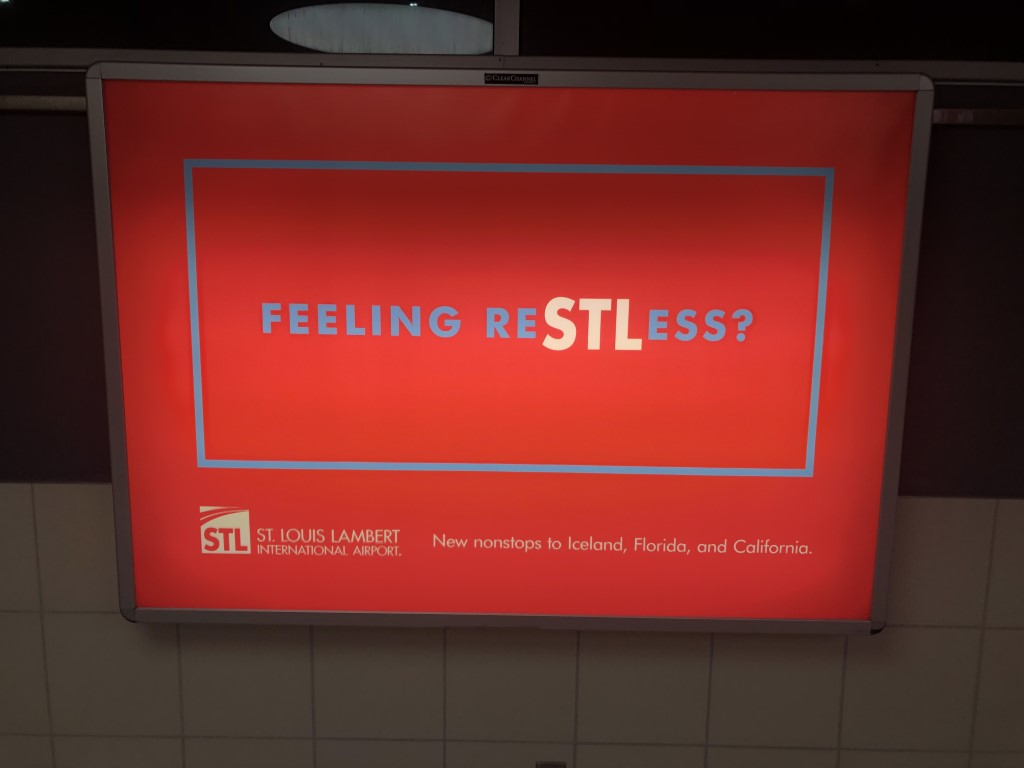 Feeling re`STL`ess?