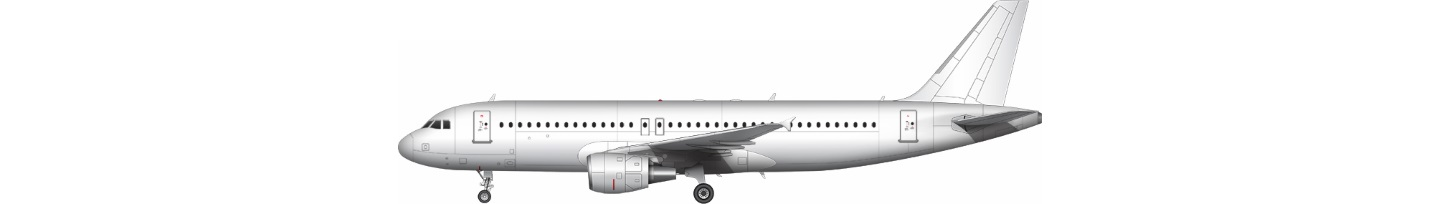 Airbus A320 Family illustration