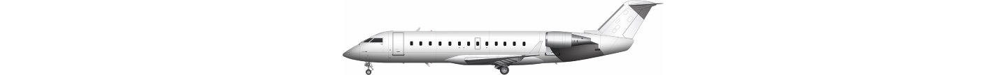 Bombardier CRJ-200 illustration