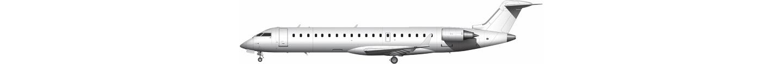 Bombardier CRJ-700 illustration