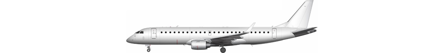 Embraer E-Jet illustration