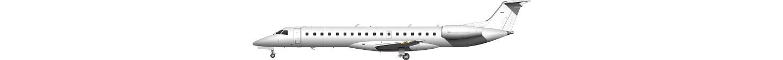 Embraer ERJ-145 illustration