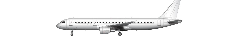 A321 illustration