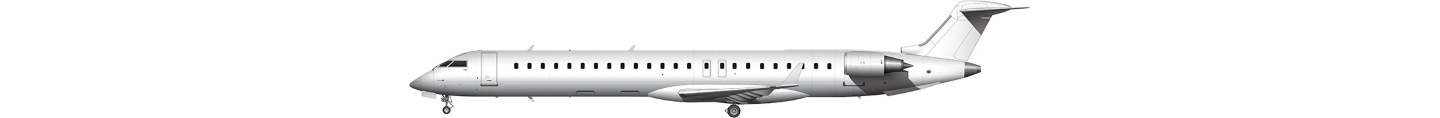 CRJ9 illustration