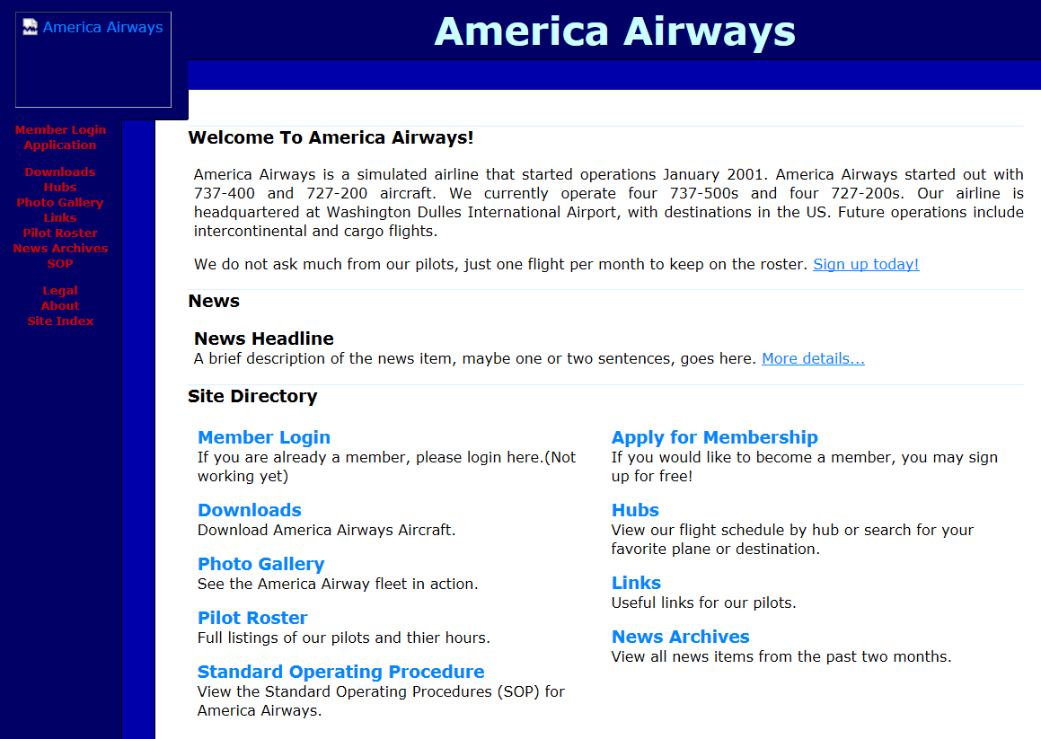 America Airways