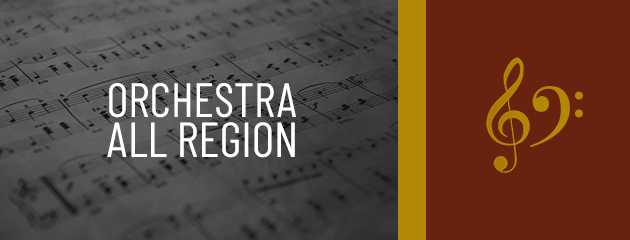 Orchestra All Region