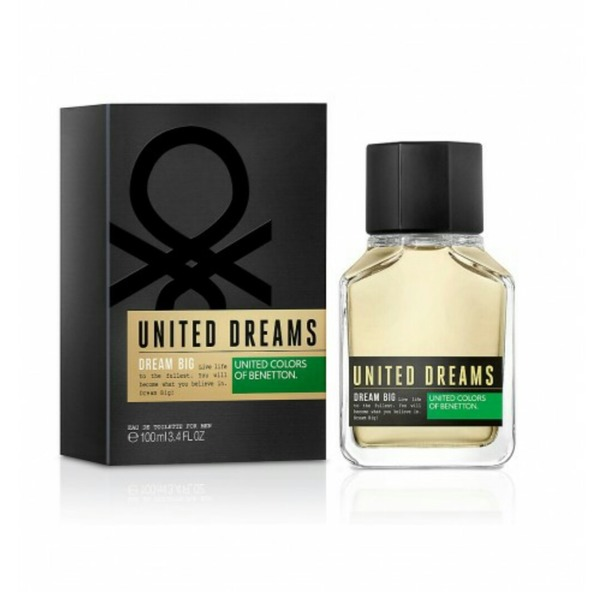 C BENETTON DREAM BIG MAN 100 ML.