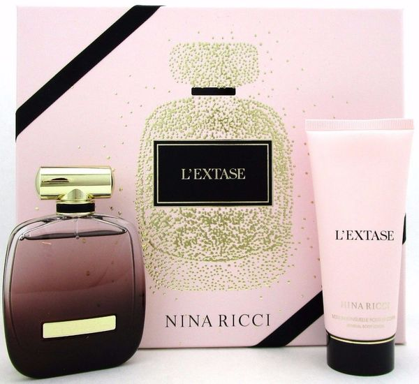 SD LE EXTASE EDP 80 ML + BL 100 ML.