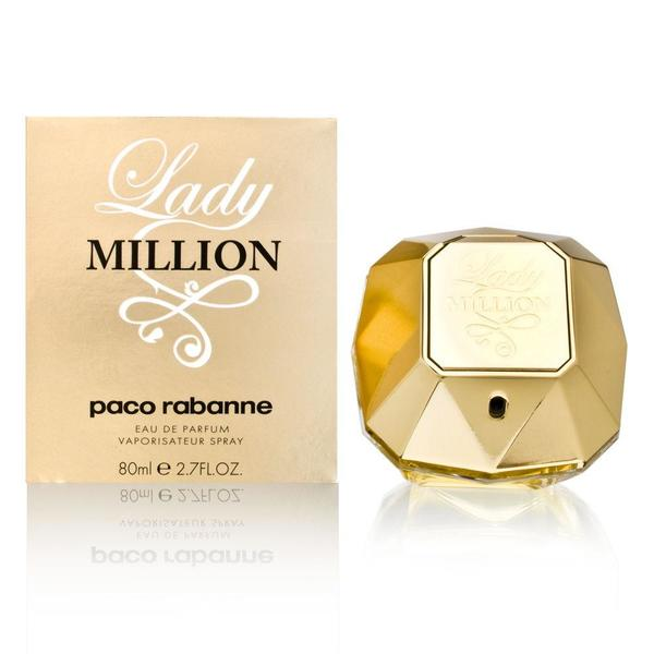 D LADY MILLION EDP 80ML