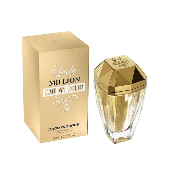 D LADY MILLION L EAU 80ML