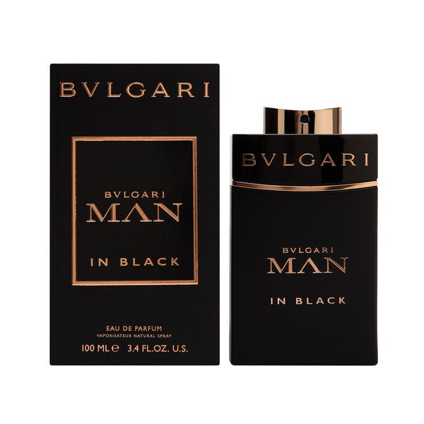 C BVLGARI MAN IN BLACK EDP 100 ML