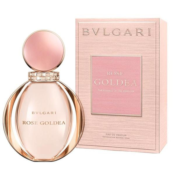 D BVLGARI ROSE GOLDEA EDP 90 ML