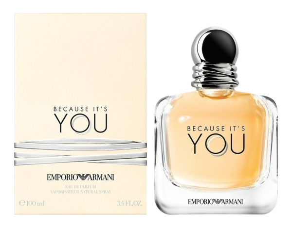 D BECAUSE IT´S YOU EDP VAPO 100 ML.
