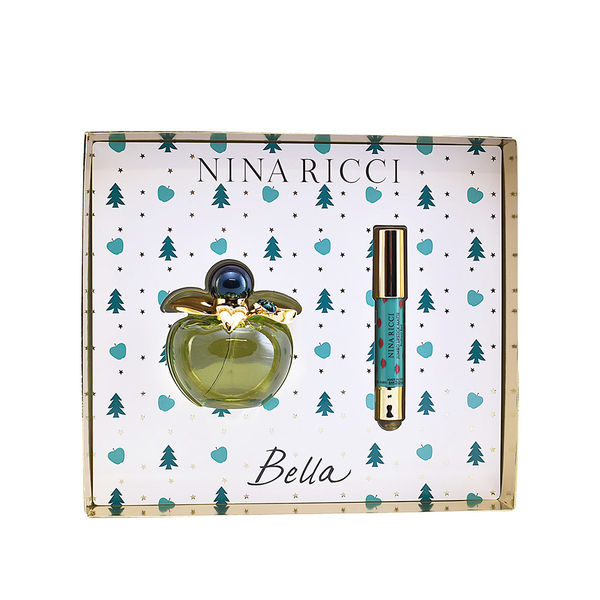 SD BELLA EDT 80 ML + LIPSTICK
